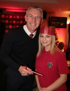 SUFC Charity Lunch 6